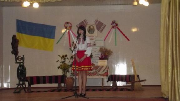 В Тарутинском районе почтили народные символы Украины