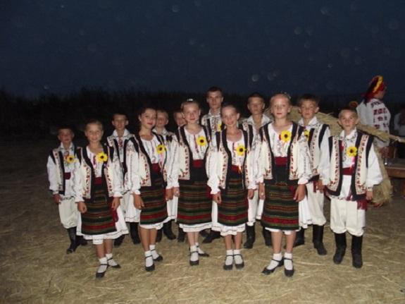 Танцевальный коллектив из Тарутинского района успешно выступил на всеукраинском фестивале