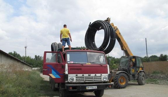 Благодаря Антону Киссе жители Новых Каплан и Васильевки получат водопровод