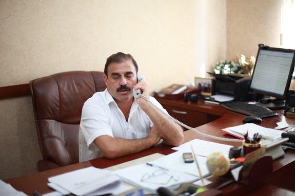 Антон Киссе продолжает работать над восстановлением Спасо-Преображенского собора