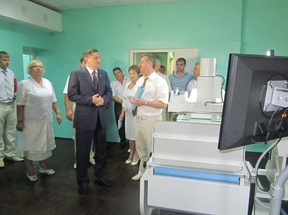 В Арцизской больнице открыли два новых отделения (ФОТО)