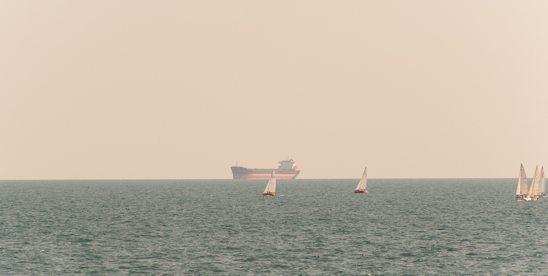 В Одессе стартовала парусная регата