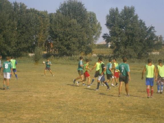 В Ренийском районе разыграли Кубок главы района по футболу