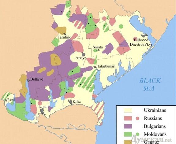 Болгарский и гагаузский языки стали официальными в Болградском районе