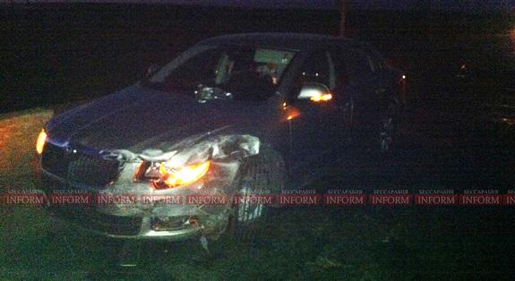 В Измаильском районе «Волга» таранила «Skoda», есть пострадавшие