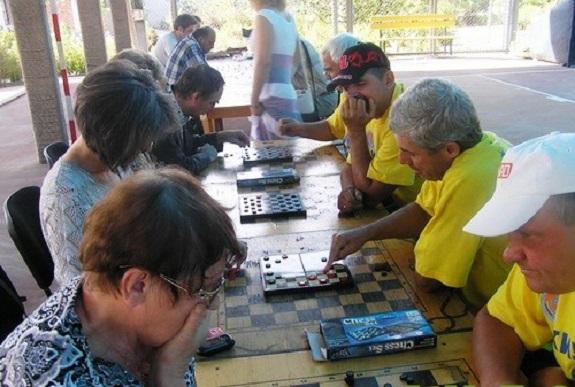 В Килии прошёл турнир по шашкам