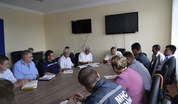 В Болградском районе борются с последствиями стихии (ФОТО)
