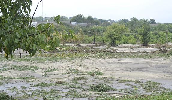 В Болградском районе увеличилось количество жертв стихии (ФОТО)