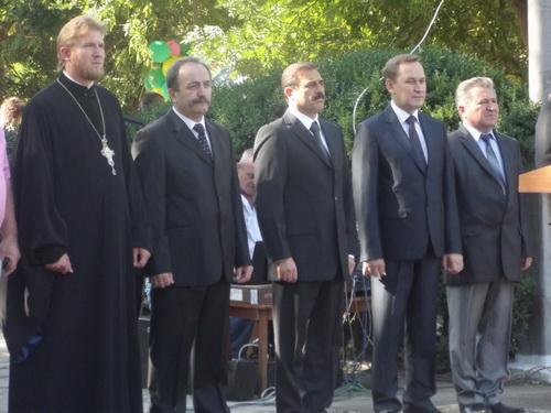 Антон Киссе поздравил Килийский район с Днем рождения
