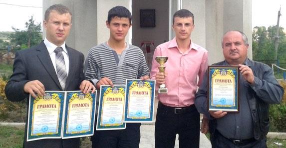 Школьники из Болградского района стали победителями на слёте ученических производственных бригад (ФОТО)
