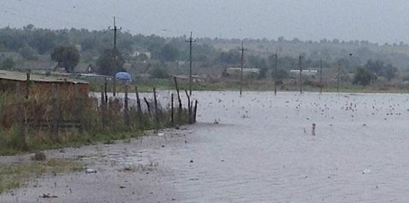 В Арцизском районе ликвидируют последствия стихии (ФОТО)