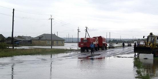 В Бессарабии дезинфецируют воду после наводнения (ФОТО)