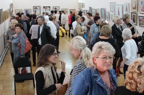 Выставка «Нити души» в Белгород-Днестровском