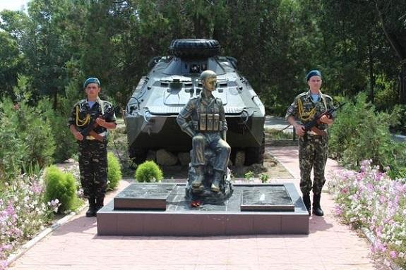В Белгород-Днестровском создадут парк воинской славы (ФОТО)