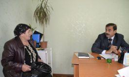 Антон Киссе провёл плановый приём в Болграде (ФОТО)