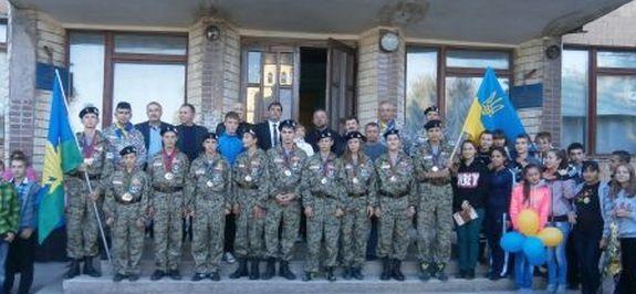 Арцизские участники международного военно-патриотического сбора вернулись домой с наградами (ФОТО)