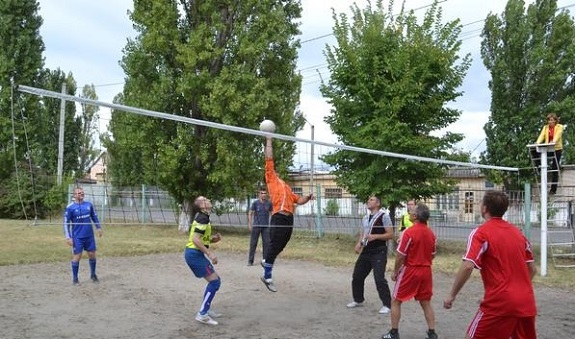 В Белгород-Днестровском районе состязались чиновники, депутаты, военные и правоохранители (ФОТО)