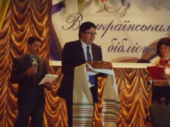 В Сарате с размахом отметили всеукраинский День библиотек