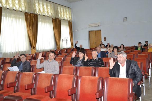 Болгарский язык получил статус регионального в Болграде (ФОТО)