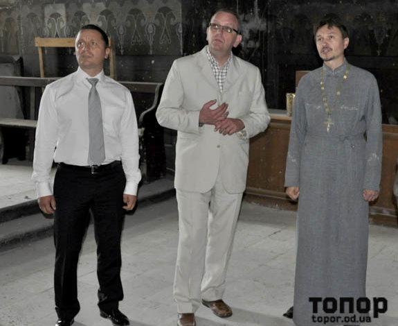 Болград посетил министр культуры Республики Болгария