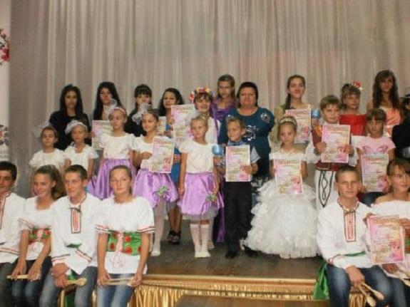 В Измаильском районе выбрали победителей фестиваля «Голоса молодых»