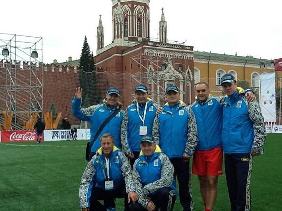 Мирошниченко пожаловался, что проиграл в футбол «москалям»