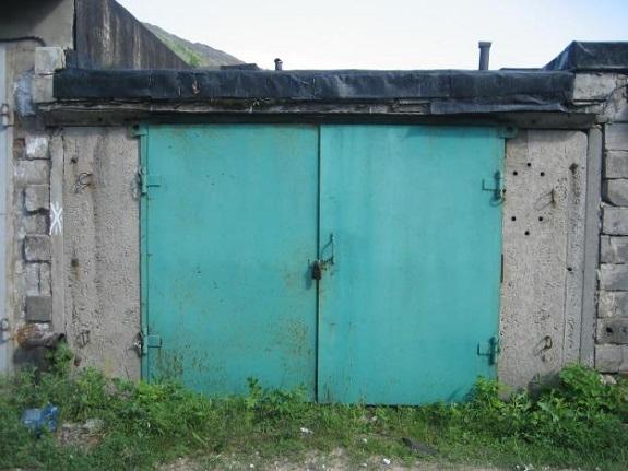 В Измаиле снесут гаражи