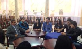 Антон Киссе встретился с представителями Союза болгарской молодёжи (ФОТО)