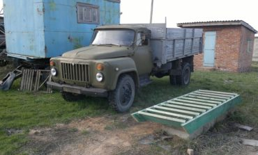 В Тарутинском районе угонщики бросили украденный автомобиль
