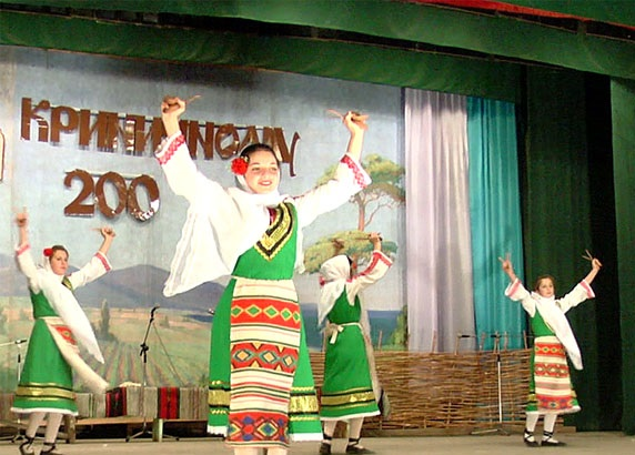 Село Криничное отметило 200-летний юбилей