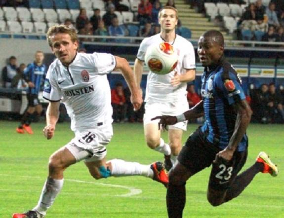 «Черноморец» дома выиграл у «Зари»