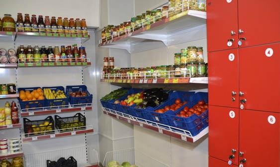 В Болградском районе открыли первый сельский маркет