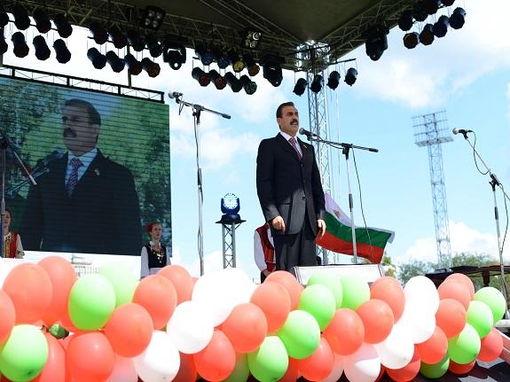 В Одессе прошел VI Всеукраинский Болгарский Собор