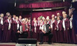 В Рени состоялся концерт народного самодеятельного хора ветеранов войны и труда