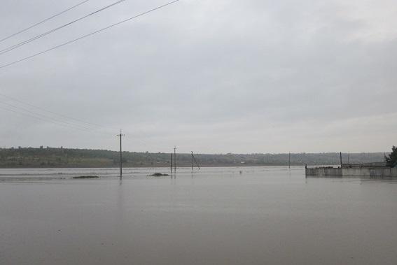 Наводнение в Одесской области спровоцировала Малоазиатская депрессия (ФОТО)