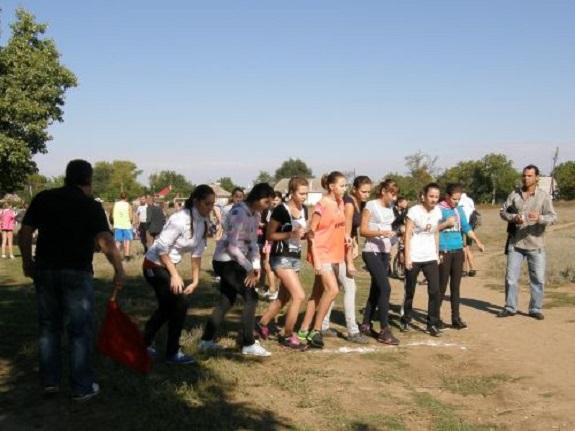 В Ренийском районе открылась спартакиада среди школьников