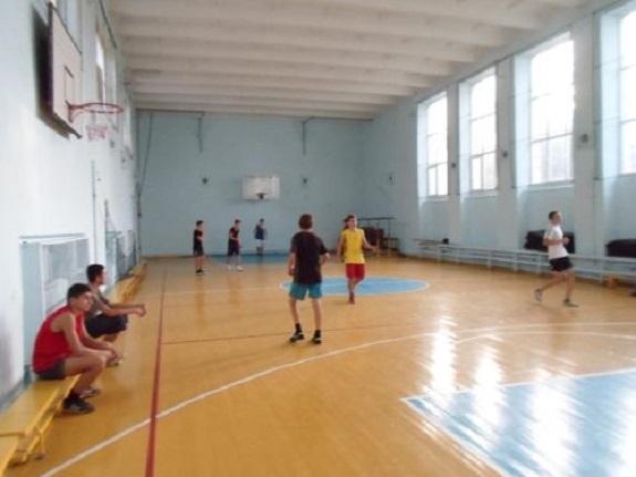 В Рени выбрали лучшую баскетбольную команду