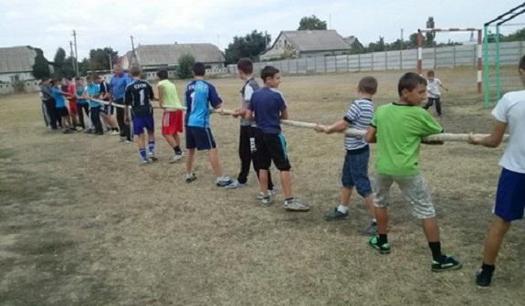В школах Измаильского района прошла Олимпийская неделя