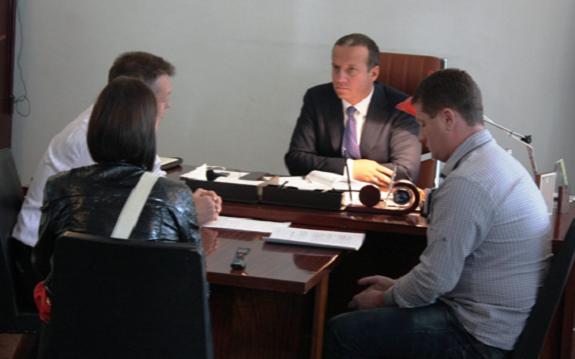 Начальник милиции Одесской области посетил Килийский район