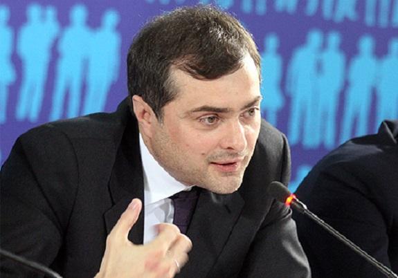 Сурков возглавит штаб Медведчука на президентских выборах?