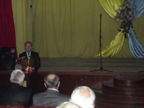 В Килии отметили День пожилого человека и День ветерана