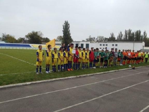 Футболисты Ренийского района стали победителями областного турнира