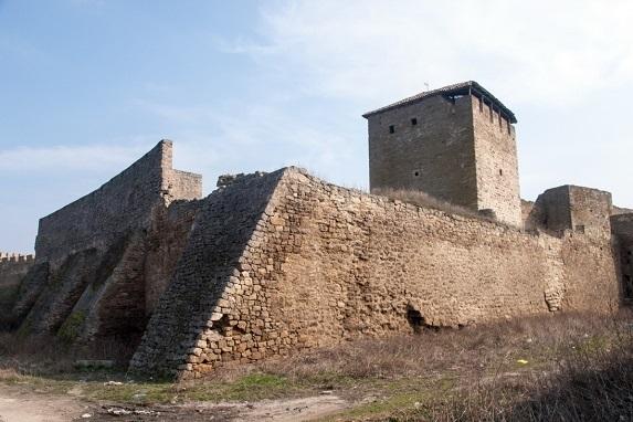 В Белгород-Днестровской крепости хотят открыть музей средневековья — чиновник (ФОТО)