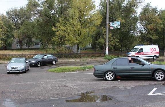 В Белгороде-Днестровском приняли участников автомарафона (ФОТО)