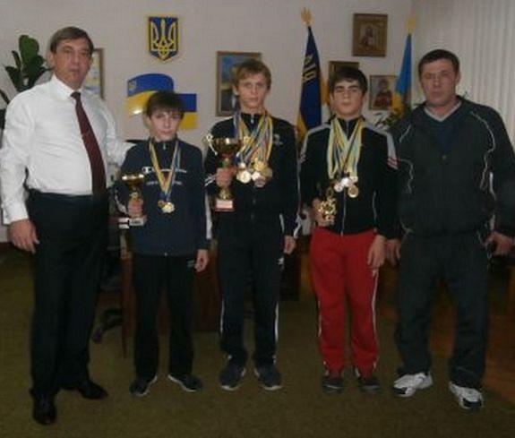 Арцизские борцы одержали победу на первенстве Одесской области