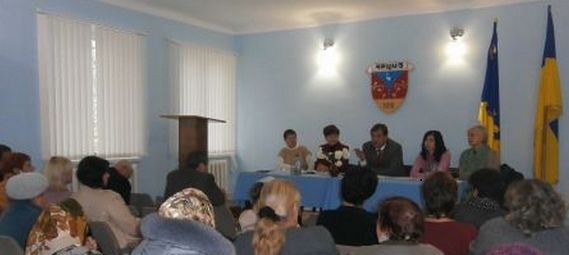 В Арцизе обсудили проблемы инвалидов (ФОТО)