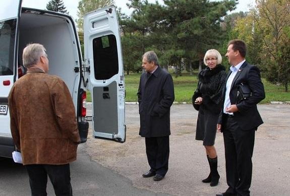 Жители Белгород-Днестровского отправили гуманитарную помощь пострадавшим жителям Бессарабии (ФОТО)