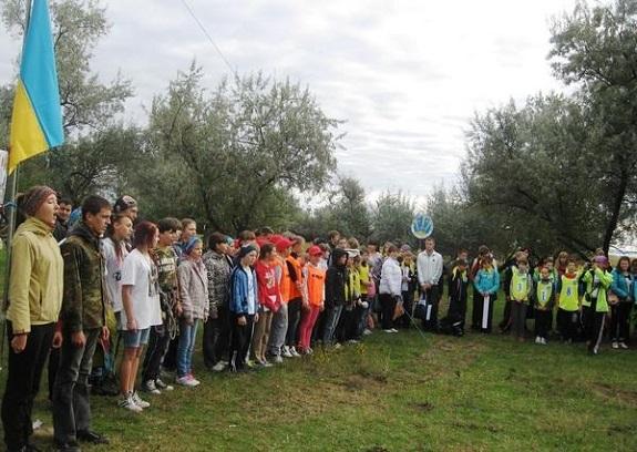 В Белгород-Днестровском соревнованиями отметили День туризма (ФОТО)