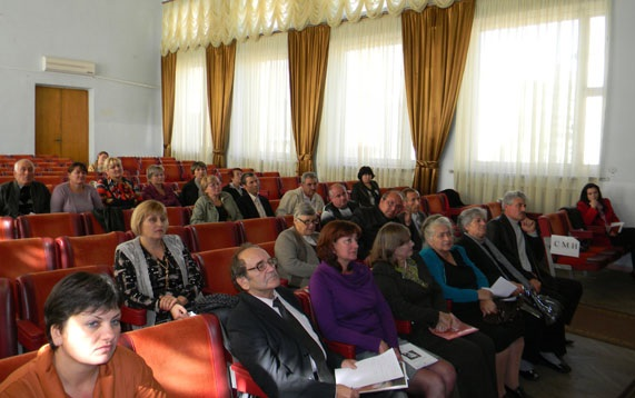 В селе Дмитровка решили увековечить память выдающегося земляка (ФОТО)