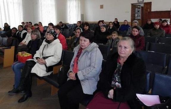 В Белгород-Днестровском многодетных родителей ознакомили с их правами (ФОТО)
